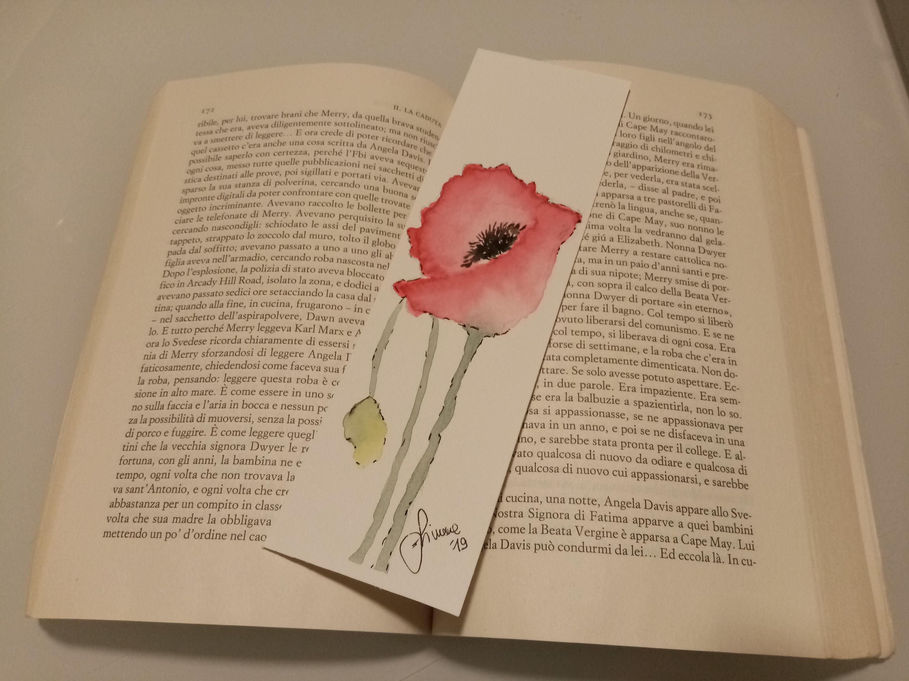 A ciascun libro……ilsegnalibro